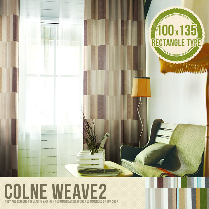 colne Weave 100�~135 �y1���z