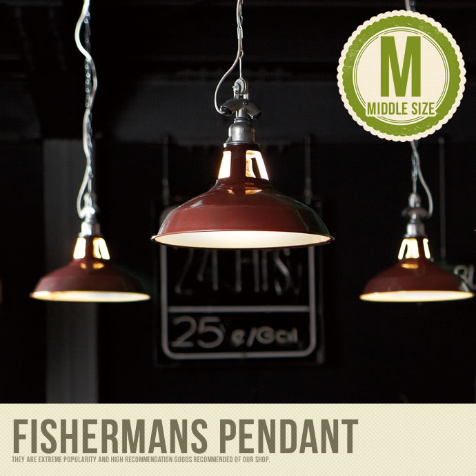 �y���������z Fishermans-pendant(M)