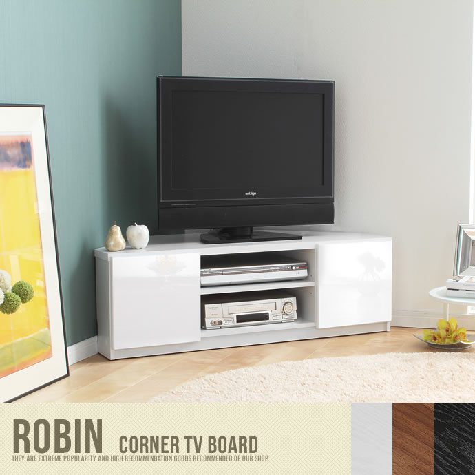 【送料無料】Robin Corner TV board